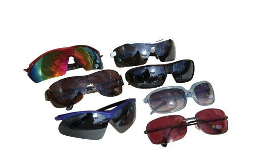Retail Sunglasses