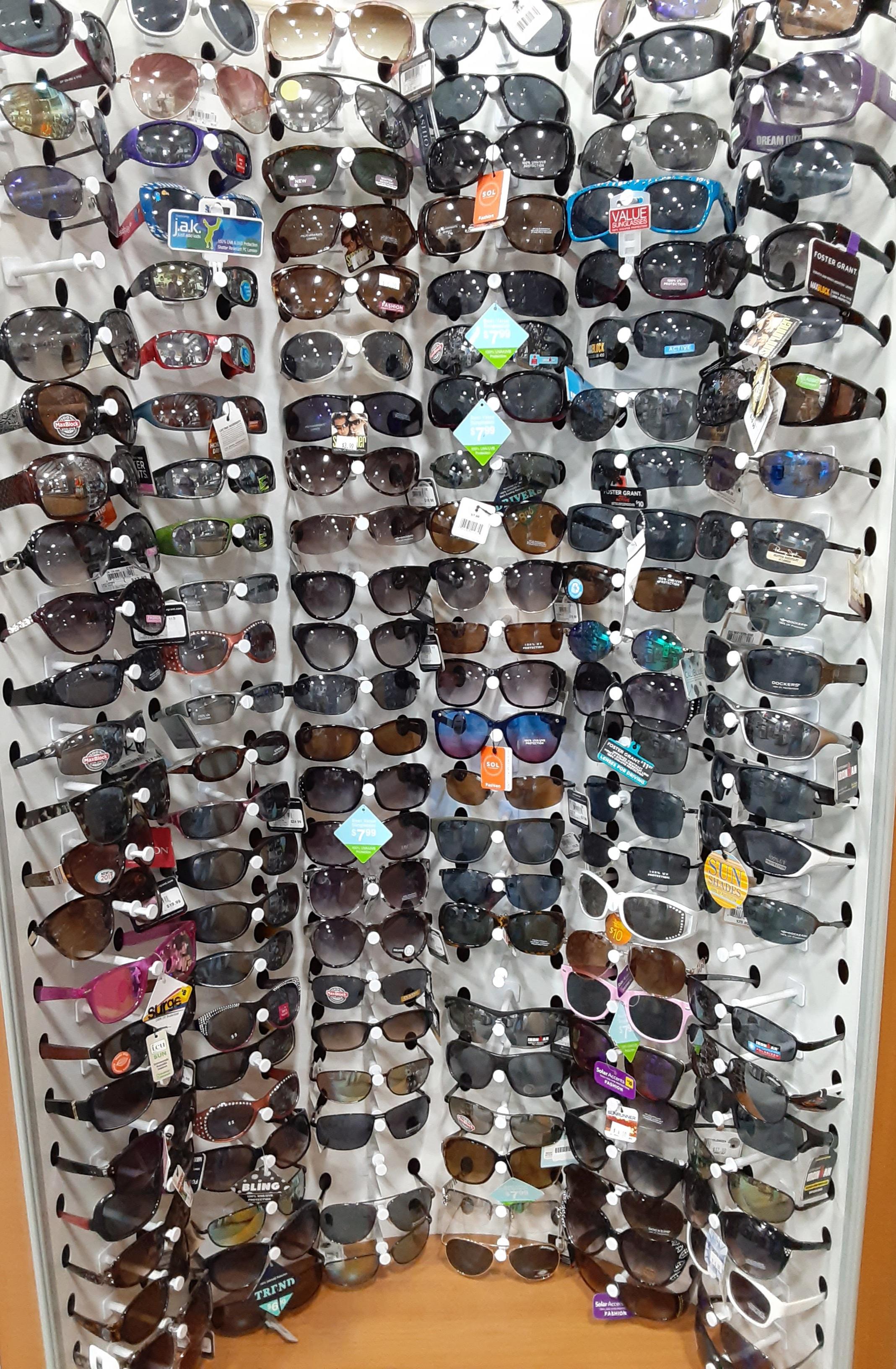 Sunglasses & Cords