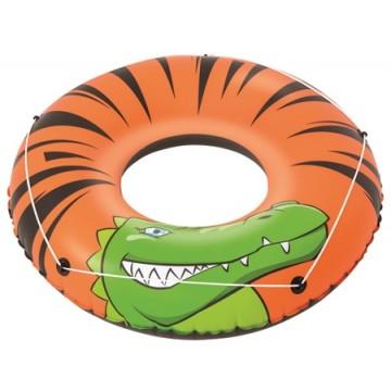 """47"""" H2GO! River Gator Tube"""