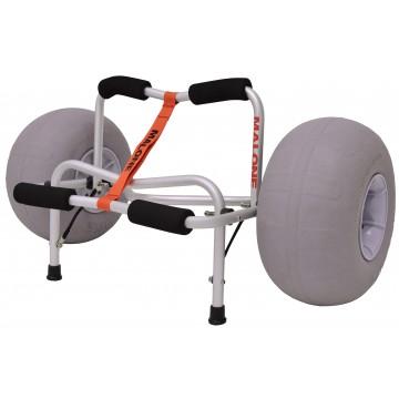 Malone Clipper Cart w/Beach Wheels