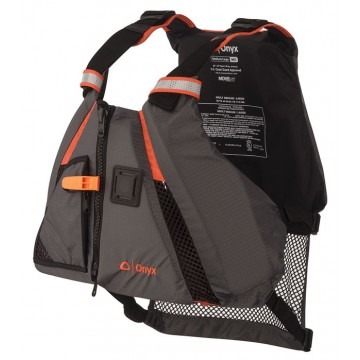 MoveVent Dynamic Vest - Orange