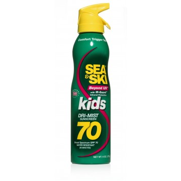 Sea and Ski SPF 70KIDS 6 oz Sunscreen