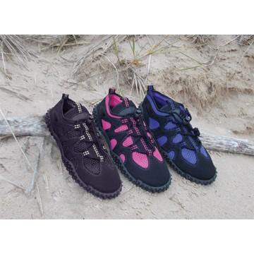 Ladies Aqua Shoes