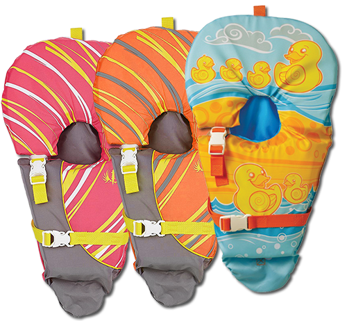 Full Throttle Infant Baby Safe Vest
