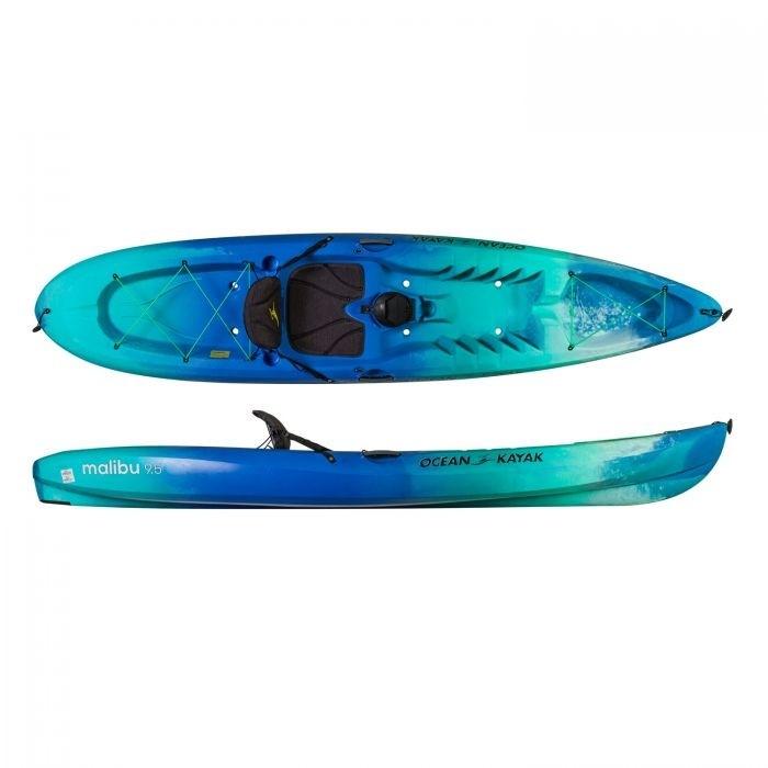Ocean Kayak Malibu 9 5 | Sit-on-Top Kayaks Kayaks