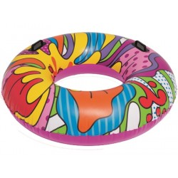 "47"" Pop Art Swim Tube"