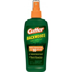 Cutter Backwoods Pump 25% Deet