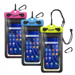 "WATERPROOF PHONE POUCH 4"" X 7"""