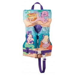 Infant Character Vest - Mermaid