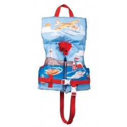 Infant Character Vest - Seaplane
