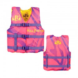 Youth Character Vest - Pink