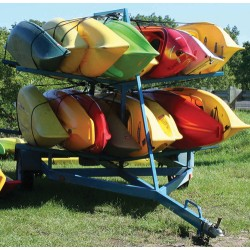 16 Haul Kayak Trailer