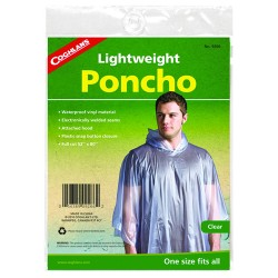 Upgrade Rain Poncho