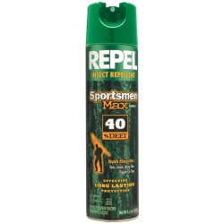 Repel Sportsmen Max Spray 40% Deet