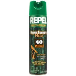Repel Sportsmen Max Spray 40% Deet