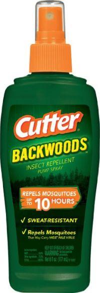 Cutter Backwoods Pump 25% Deet