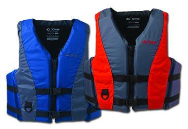 All Adventure Pepin Kayak Vest