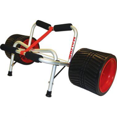 Malone Clipper Cart w/ Rover Wheels