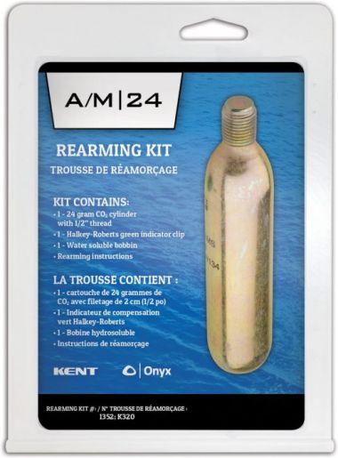 Onyx Manual/Automatic - 24 gram CO2 Rearming Kit