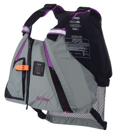 MoveVent Dynamic Vest - Purple