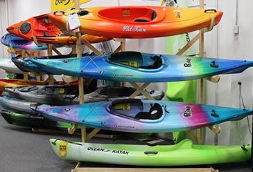 Shop Kayaks